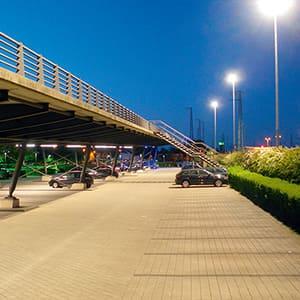 KLAS NETWORKS - Wir rüsten Ihre Außenbeleuchtung auf LED um!